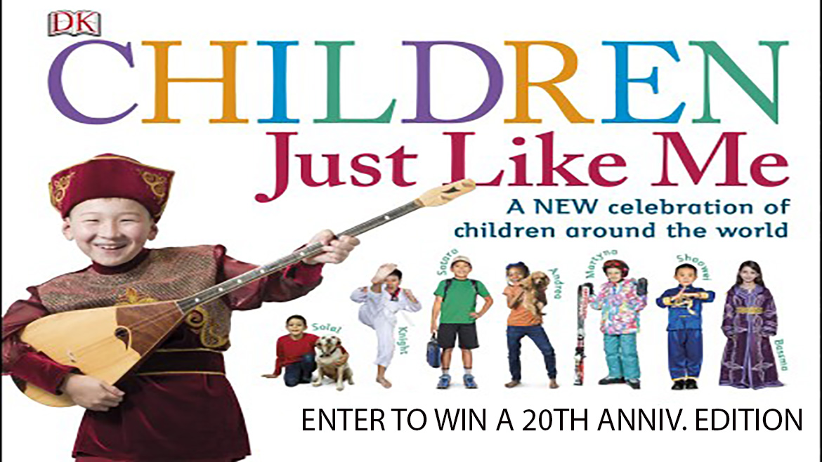 Enter To Win A 20th Anniversary Book